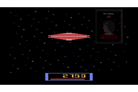 Cosmic Ark, Atari 2600 - The First Games - YouTube