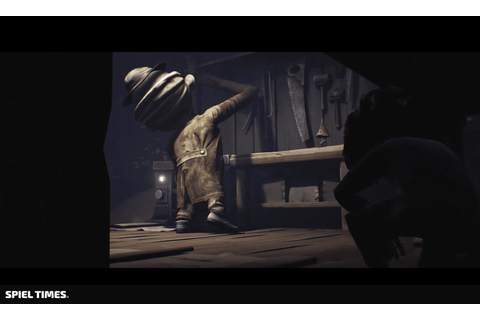 Little Nightmares New DLC 'The Hideaway' Out Now | Spiel Times