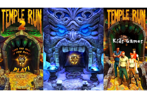 Temple Run 2 - Best Game - YouTube