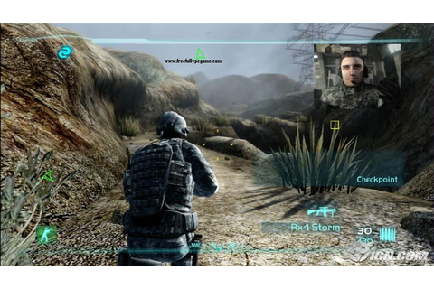 Tom Clancy's Ghost Recon Advanced Warfighter Pc Game ...