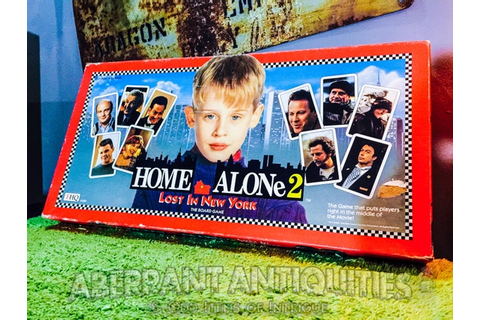 1990s Home Alone 2: Lost in New York Board by ...