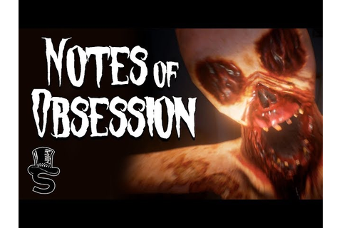 Notes Of Obsession by CreakyStairs (@CreakyStairs) on Game ...