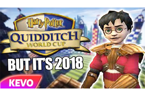 HARRY POTTER QUIDDITCH WORLD CUP TELECHARGER PC HARRY ...