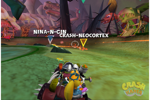 Crash Tag Team Racing - Screenshots | Crash Mania