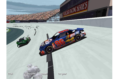 Nascar Racing 2 Download (1996 Sports Game)