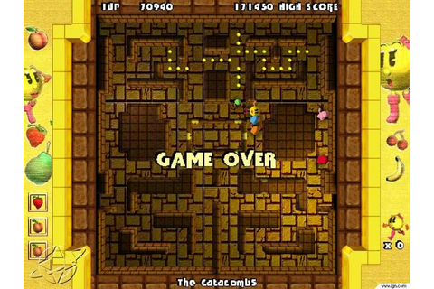 Ms. Pac-Man Quest for the Golden Maze Download Free Full ...