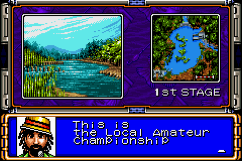 American Bass Challenge Screenshots | GameFabrique
