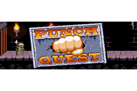 Noodlecake to bring the great iOS indie title Punch Quest ...