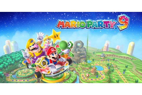 Mario Party 9 | Wii | Games | Nintendo