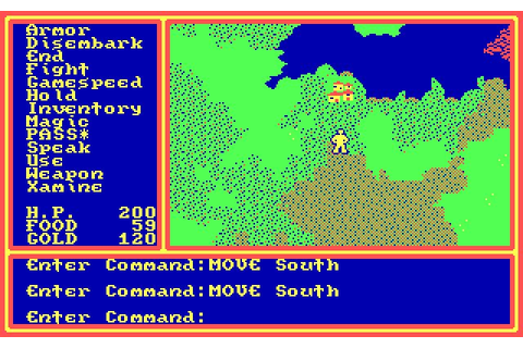Download Legacy of the Ancients rpg for DOS (1989 ...