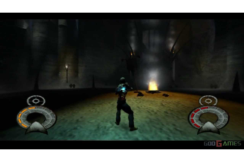 Shadow Man: 2econd Coming - Gameplay PS2 (PS2 Games on PS3) - YouTube