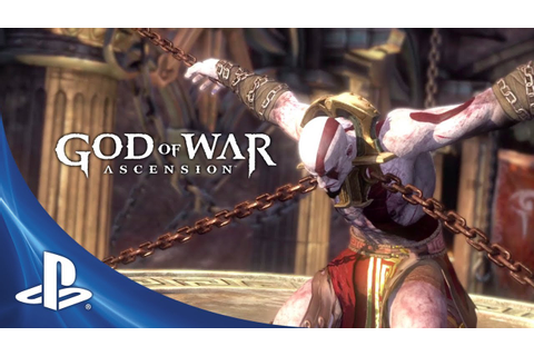 God of War: Ascension Launch Trailer - YouTube