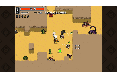 Nuclear Throne (PS4 / PlayStation 4) News, Reviews ...