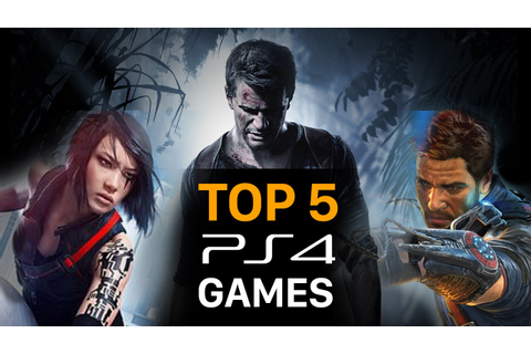 Top 5 Upcoming PS4 Games 2015-2016 (E3 Edition) - YouTube