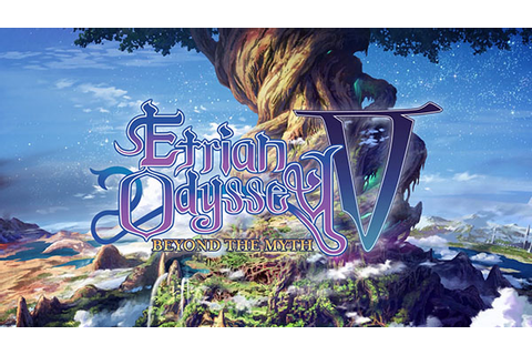 Etrian Odyssey V: Beyond the Myth coming to the Americas ...