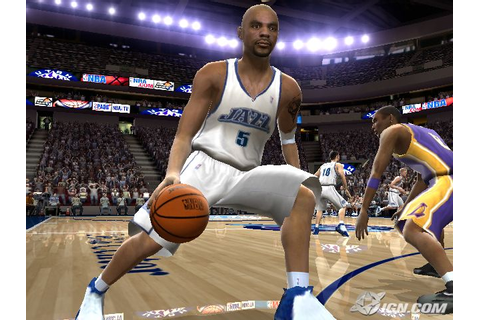NBA Live '05 Screenshots, Pictures, Wallpapers ...