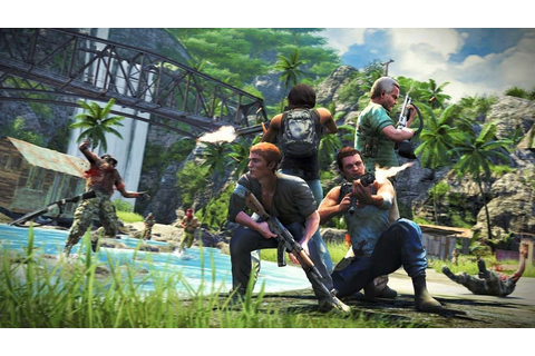 Amazon.com: Far Cry 3: Xbox 360: UbiSoft: Video Games