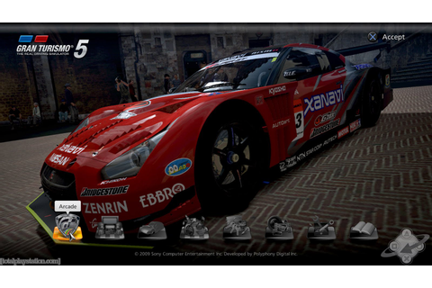 Wallpaper Backgrounds: Gran Turismo 5 Wallpapers