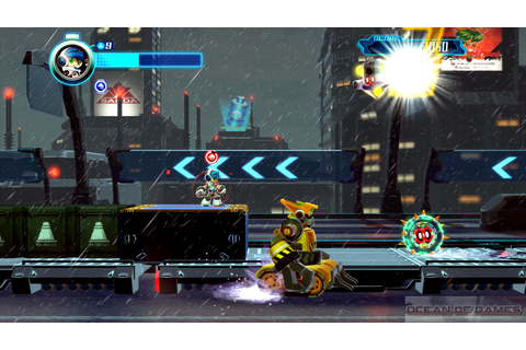 Mighty No 9 Free Download - Ocean Of Games