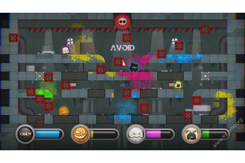 Move or Die - Download Free Full Games | Arcade & Action games