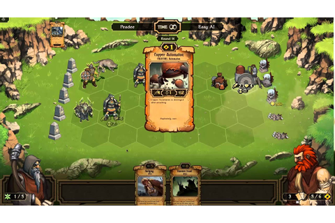 First Look At Scrolls Part 01 - Peadee Games - Mojang's ...