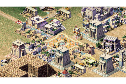 Revisiting Pharaoh, the complex city-builder that rewards ...
