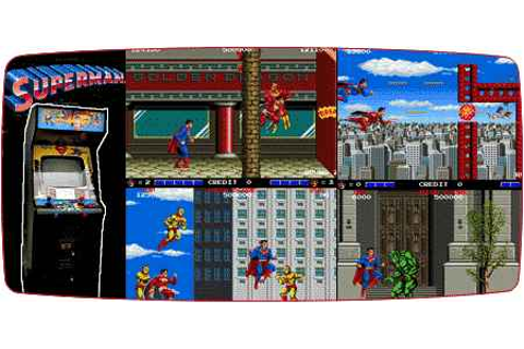 Superman Arcade Game: Old Memories