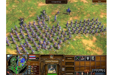 Age of Empires 3 Complete Collection Full Version ...