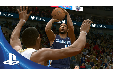 NBA LIVE 14 First Official 5 on 5 Gameplay - YouTube