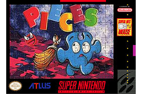 Pieces (video game) - Wikipedia