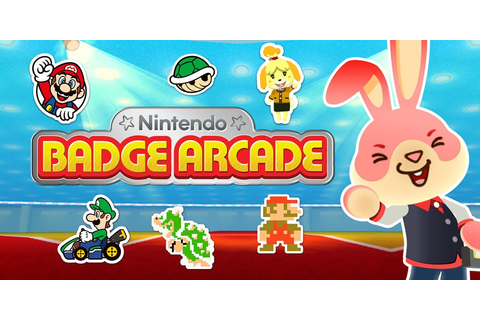 Nintendo Badge Arcade is giving away free plays for a week