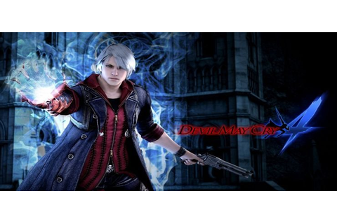 Devil May Cry 4 - Free Download PC Game (Full Version)