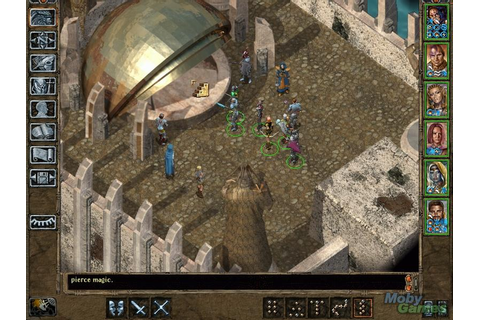 Baldur's Gate II: Throne of Bhaal | Black Isle Studios games