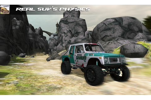 4x4 Offroad Trophy Quest Sandbox Reloaded 2018 - Android ...