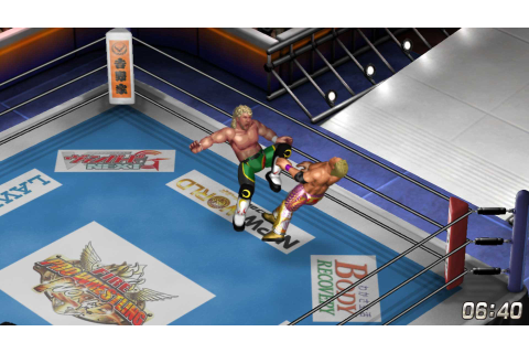 Fire Pro Wrestling World Game | PS4 - PlayStation