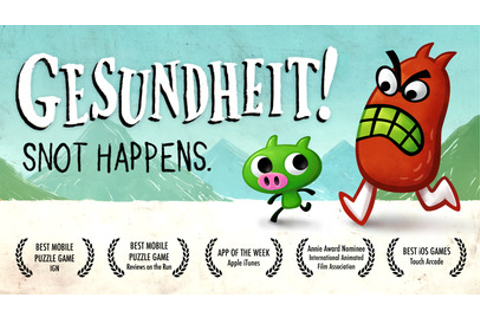 Gesundheit!: Highly Popular Puzzle Adventure Game - App Saga