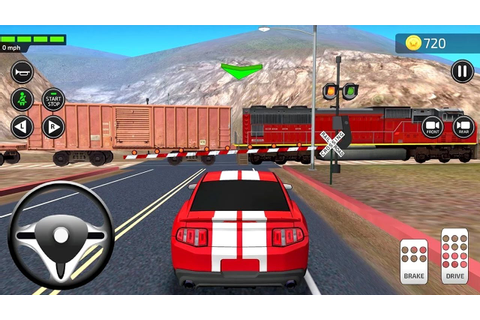 Driving Academy 2017 Simulator 3D (By Games2win) iPhone ...