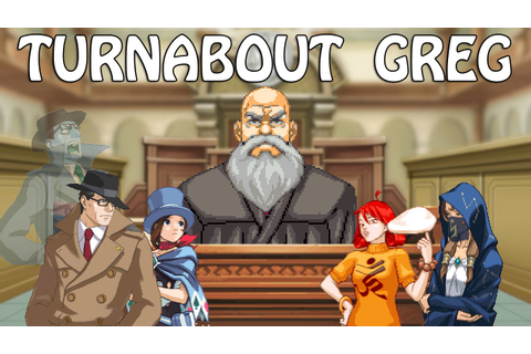 Attorney Online: Turnabout Greg - YouTube