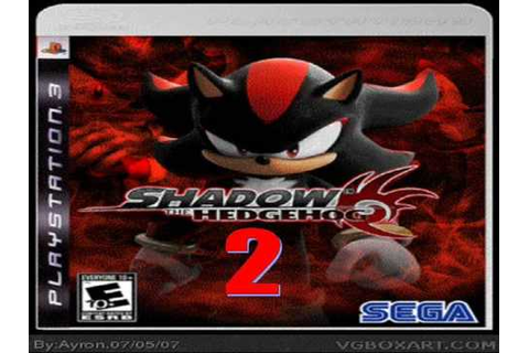 Shadow the HedgeHog 2 game :interviews ss221 - YouTube