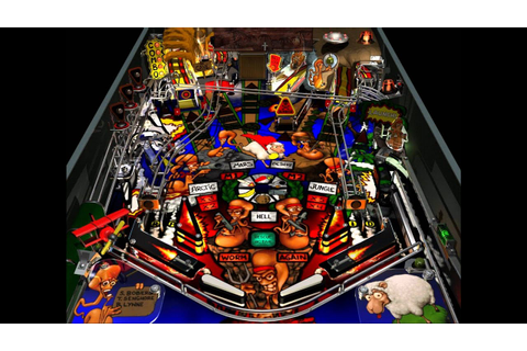 Addiction Pinball for the PC - YouTube