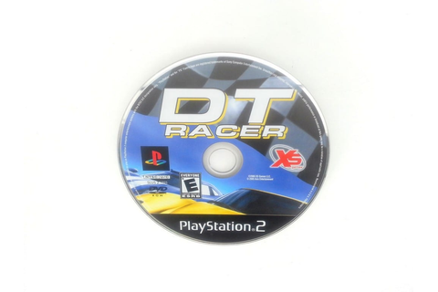 DT Racer game for Sony Playstation 2 PS2 - Loose ...