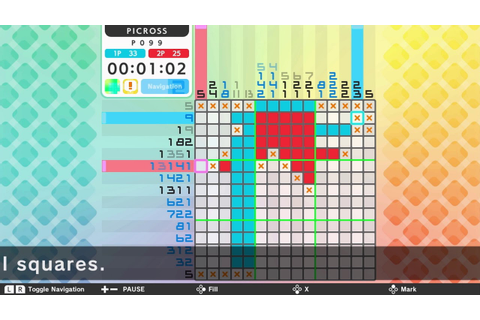 Picross S trailer - YouTube
