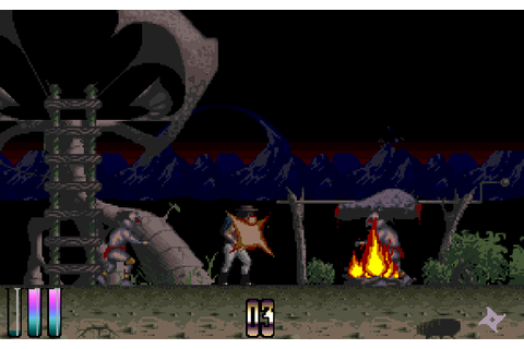 Shadow Of The Beast III - The Company - Classic Amiga Games