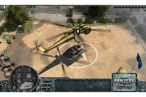 Download Codename: Panzers - Cold War Full PC Game