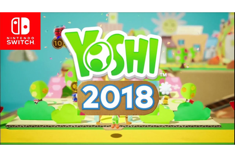 E3 2017: A New Yoshi Game Is Coming To Nintendo Switch ...