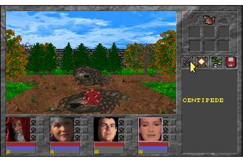 Yendorian Tales: The Tyrants of Thaine Download (1997 Role ...