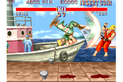 Street Fighter II: The World Warrior - Wikipedia