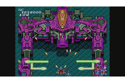 Soldier Blade (PC-Engine) - ¡Completo y comentado ...
