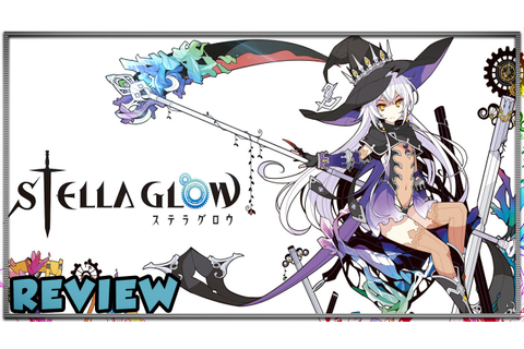 3DS Game Review - Stella Glow - YouTube