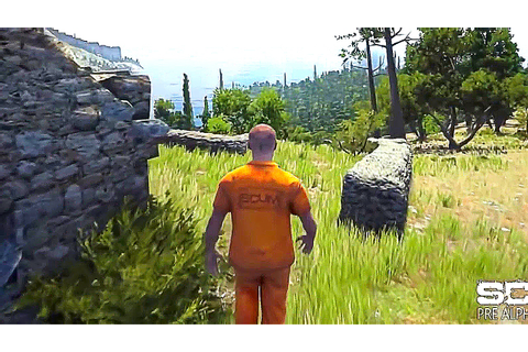 SCUM 12 Minutes of Gameplay Demo (New Open World Prison ...